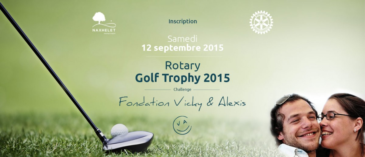 Rotary Golf Trophy 2015